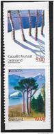 Groënland 2011, N° 560/561 Adhésifs Neufs Europa Forêts - Ungebraucht