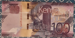 Kenya - 100$ - 2019 - UNC - Kenya