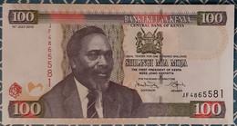 Kenya - 100$ - 16/07/2010 - UNC - Kenya