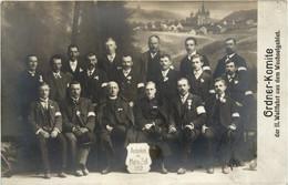 Mariazell - Ordner Komite 1912 - Mariazell