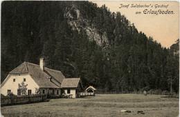 Josef Sulzbacher Gasthof Am Erlaufboden Bei Mariazell - Mariazell