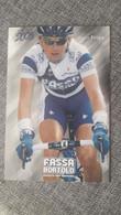 Dario FRIGO Fassa Bortolo 2005 - Cycling