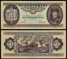 HUNGARY BANKNOTE - 50 FORINT 1983 P#170F VF/XF (NT#05) - Hungary