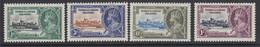 Turks Islands, Scott 71-74 (SG 187-190), MNH - Turks E Caicos