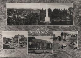 Aue - 5 Teilbilder - 1966 - Aue
