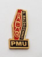 Pin's Carotte Tabac PMU  -co13 - Altri
