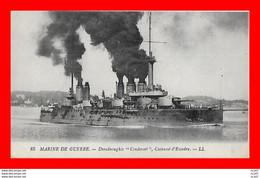 """CPA BATEAUX. Marine Militaire. Cuirassé D'escadre """" CONDORCET """"...S2147 - Guerra"""