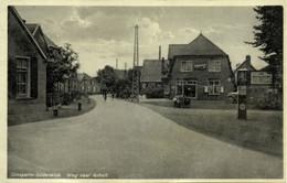 Nederland, DINXPERLO-SÜDERWICK, Weg Naar Anholt, Café Hoek Van Holland (1930s) Ansichtkaart - Sonstige