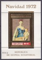 1972Equatorial Guinea187/B49 GoldArtist / J. Fouquet10,00 € - Autres