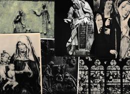 Lot 70 Ansichtskarten, Christliche Motive Aus Kirchen Etc., In- Und Ausland - 5 - 99 Postkaarten