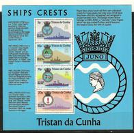 TRISTAN  CUNHA Nº HB7 - Tristan Da Cunha