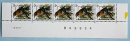 Grive 9 F Bande Datée Du 16.09.91   (**) - 1985-.. Pájaros (Buzin)