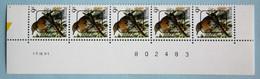 GRIVE  9 F    Etat Neuf      Bande Datée Du 17.09.91  Préo - 1985-.. Pájaros (Buzin)