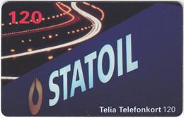 SWEDEN A-765 Chip Telia - Energy, Gasoline Station - Used - Sweden
