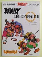 Série Astérix - Couverture De L'album : Astérix Légionaire - Numéro 4 -  Uderzo Et Goscinny - Comicfiguren