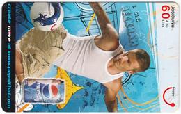 THAILAND I-307 Prepaid Happy - Sport, Soccer, David Beckham - Used - Tailandia