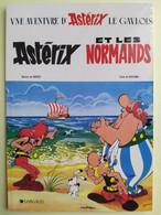 Série Astérix - Couverture De L'album : Astérix Et Les Normands - Numéro 8 -  Uderzo Et Goscinny - Comicfiguren