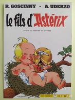 Série Astérix - Couverture De L'album : Le Fils D'Astérix - Numéro 6 -  Uderzo Et Goscinny - Comicfiguren
