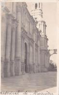 Arequipa - Catedral Scritta E Datata 1910 - Peru