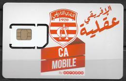 TUNISIA TUNISIE - CA Mobile GSM SIM Excellent Quality !! - Tunesië