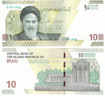 Iran - 100000 Rials 2020 UNC Lemberg-Zp - Iran