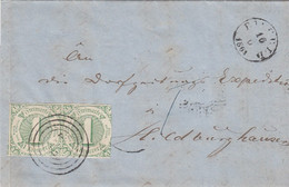 AD Thurn Und Taxis Brief 1864 Nr. 20 - Thurn And Taxis