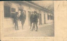 Re Umberto I° Alla Casa Di Caccia A Noasca - Royal Families