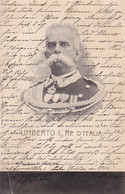 AK Umberto I - Re D'Italia - Abano-Terme Nach Donauwörth - 1900 (55536) - Royal Families