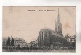 +54, WK I,  Feldpost, Beaucamps-Ligny, Département Nord - War 1914-18