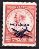 MONACO 1945 / 1946  N° 14  - NEUF** /3 - Airmail