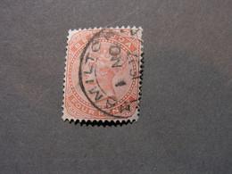 Bermuda , 12 Hamilton Cancel 1907 - Bermuda