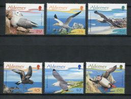 Alderney 2006. Yvert 281-86 ** MNH. - Alderney