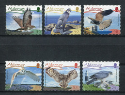 Alderney 2008. Yvert 327-32 ** MNH. - Alderney