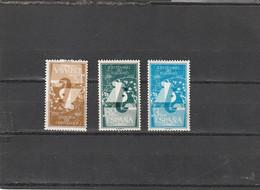///   ESPAGNE ///  Série - N° 873 / 874/875  Neufs**unused Côte 45€ - 1951-60 Unused Stamps