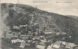 CPA - Braubach A. Rh. - Blei- Und Silberhütte - Braubach