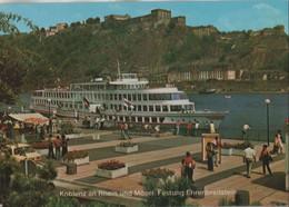 Koblenz - Festung Ehrenbreitstein - 1977 - Koblenz