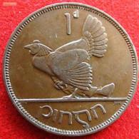 Ireland 1 Penny 1933 KM# 3  Irlanda Irlande Ierland Eire One - Ireland