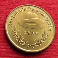 Nicaragua 5 Cordoba 1987 Wºº - Nicaragua
