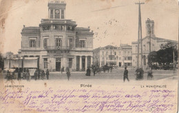 Greece Grece Rare Family Archive Collection PIREE La Municipalite Greek Stamp Edt.P& C - Grèce