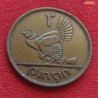 Ireland 1 Penny 1943 KM# 11  Irlanda Irlande Ierland Eire One - Ireland