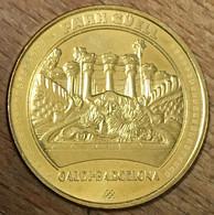 ESPAGNE BARCELONE PARK GÜELL MDP 2014 MÉDAILLE MONNAIE DE PARIS JETON TOURISTIQUE TOKENS MEDALS COINS - 2014