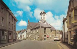 Postcard The Clock Newcastle Emlyn  My Ref B14296 - Carmarthenshire