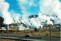 Geothermal Steam Bores, Wairakei, New Zealand - Unused - New Zealand