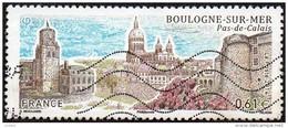 France Oblitération Moderne N° 4862 - Boulogne-sur-mer (Pas-de-Calais) - Used Stamps