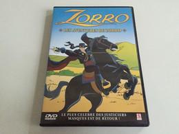 Zorro - Les Aventures De Zorro - Animation