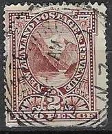 NEW ZEALAND #  STAMPS FROM 1898   STAMPWORLD 69  TK: 15 - Gebraucht