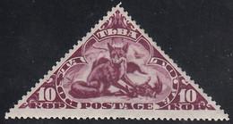 TANNU TUVA     SCOTT NO  64   MINT HINGED   YEAR  1935  COLOR PROOF - Tuva