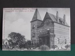 MOERBEKE-WAES  TER EIKEN   Chateau De M.Haus - Moerbeke-Waas