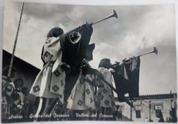 AREZZO - GIOSTRA DEL SARACINO - VALLETTI DEL COMUNE - PALIO - COSTUMI - FOLKLORE - 1951 - Arezzo