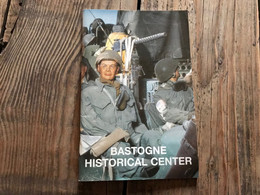 Bastogne Historical Center American Memorial Musée WW2 Guerre 40 45 1940 1945 Colline Mardasson Bataille Des Ardennes - Guerre 1939-45